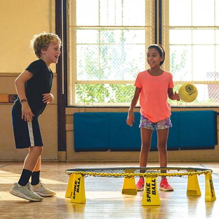 sport indoor kid